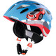 Alpina Ximo Flash Winter Helmet red car